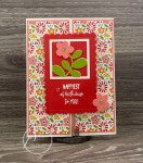 all squared away project sheet Laura Milligan Stampin