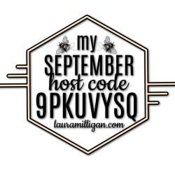 Laura Milligan Host Code September