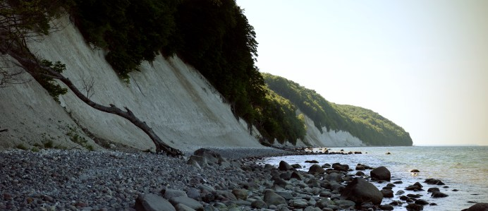 Kreideküste am Königsstuhl
