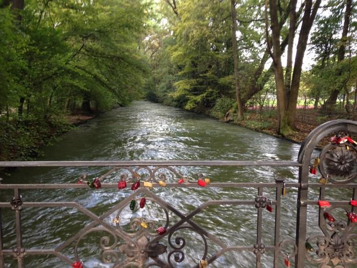 Visitando el Englischer Garten