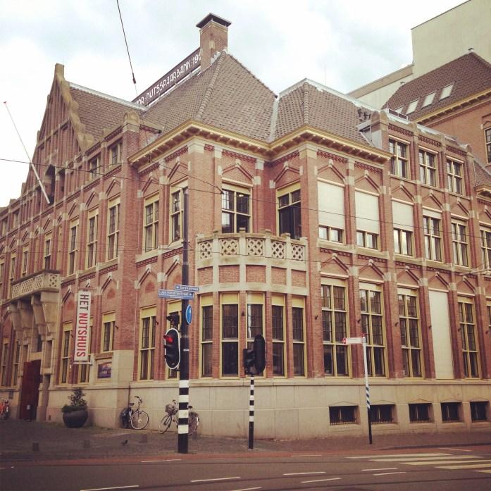La Haya, una de las pocas fotos que tomé