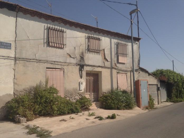 Una casa en Casillas, mi barrio en Murcia