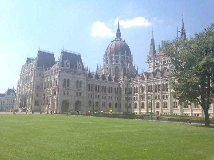 El Parlamento más lindo del mundo