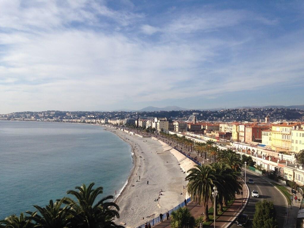 Costa Azul: ¿Qué visitar en Niza?