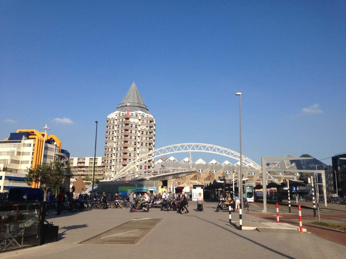 ¿Qué visitar en Rotterdam con poco presupuesto?