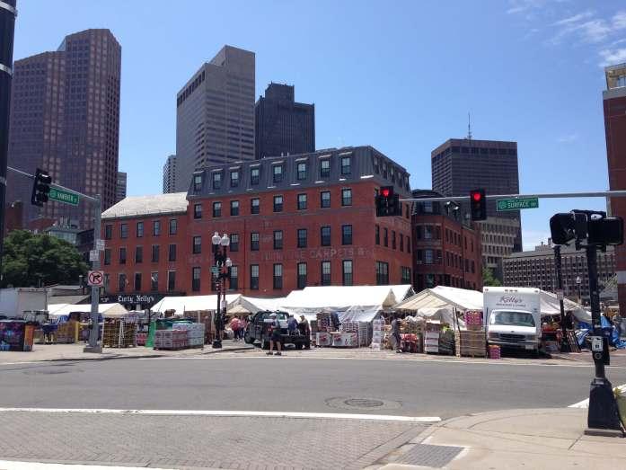 Boston mercado