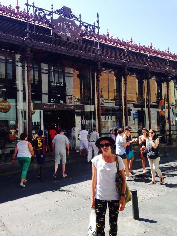 Madrid - viaje largo