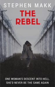 The Rebel book cover design