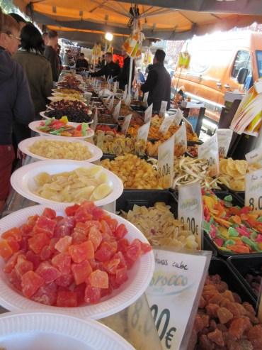 (More) free food samples