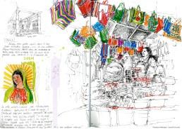 Oaxaca marché