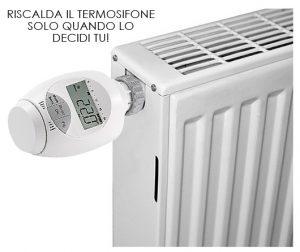 valvola termostati casa vacanza