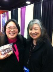 Janet Wong and Akiko Morimoto