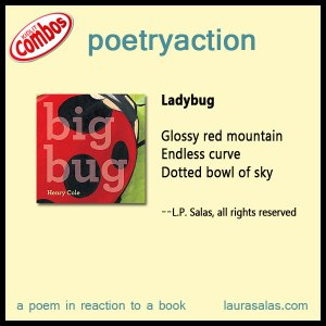 poetryaction and bookalikes for Big Bug