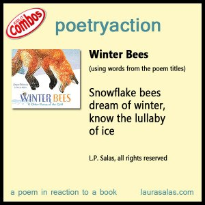 poetryaction to Winter Bees