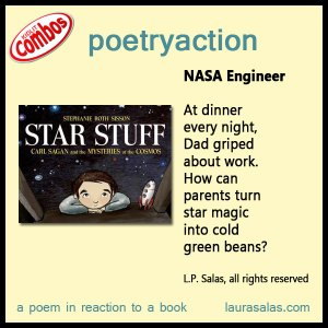 poetryaction and bookalikes for Star Stuff