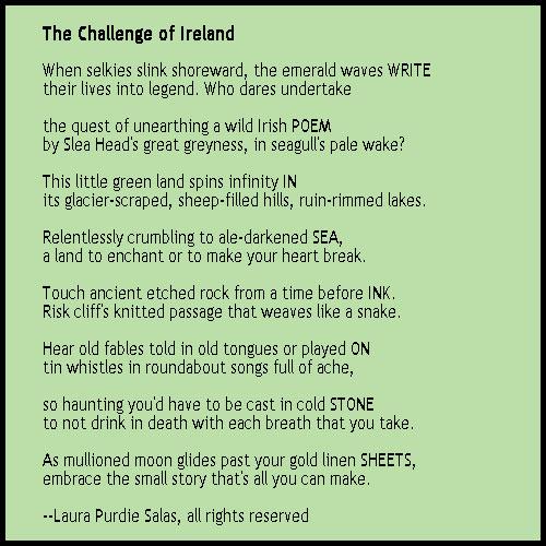 The Challenge of Ireland