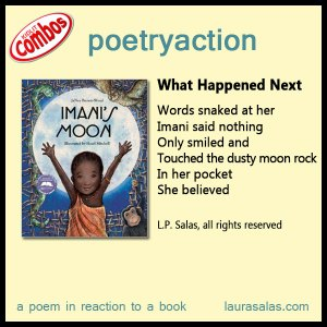 poetryaction for Imani's Moon