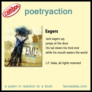 Poetryaction and Bookalikes for Emu