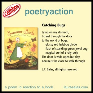 Poetryaction for Summer Birds [Poetry Friday]