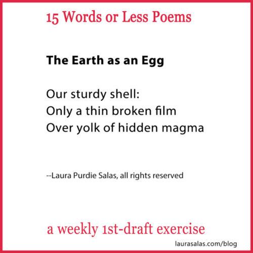 earth as an egg 15wol