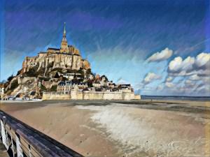 Mont Saint Michel [15 Words or Less]