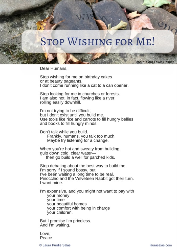Stop Wishing for Me!