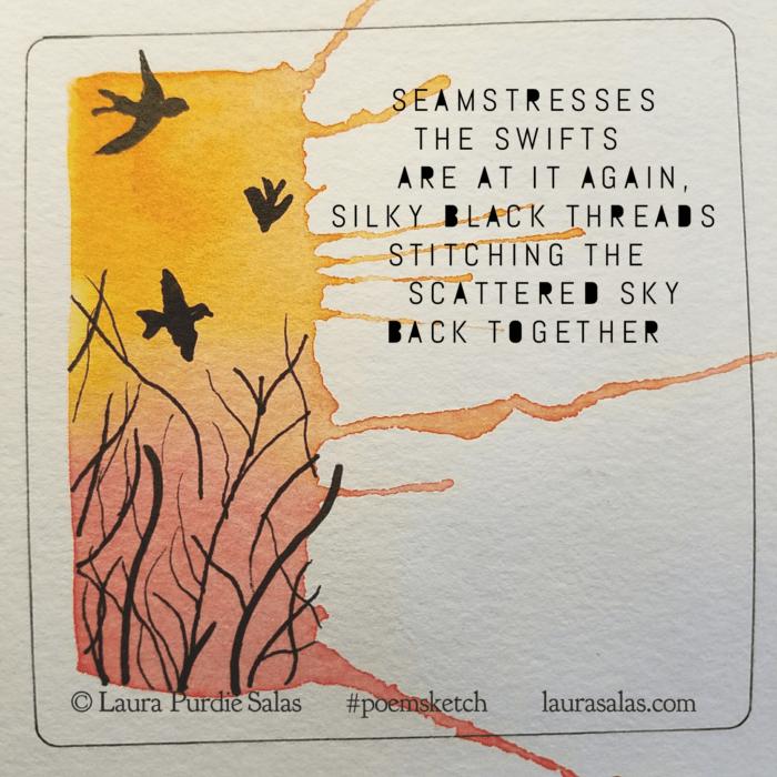 Seamstresses #poemsketch