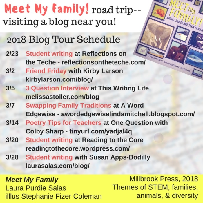 Meet My Family Blog Tour Graphic 2018