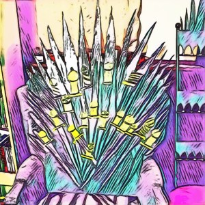 Throne [15 Words or Less]