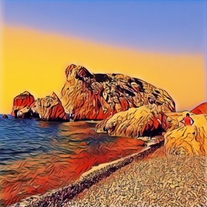 Aphrodite's Rock [15 Words or Less]