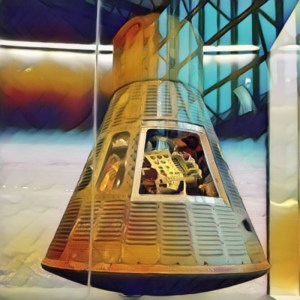 Space Module [15 Words or Less]