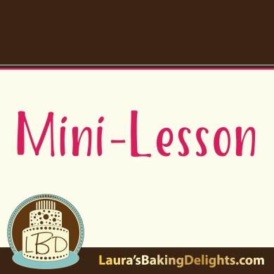 Mini-lesson