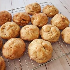 Giant Snickerdoodle Cookies
