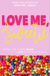 Book Cover: Love Me, Sweetie