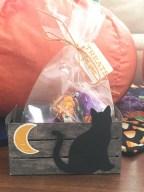 halloween treat holder