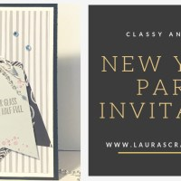 New Years Wine Party Invitation Card!