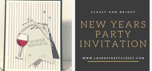 new years party invites half full