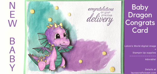 new baby dragon congrats card twitter