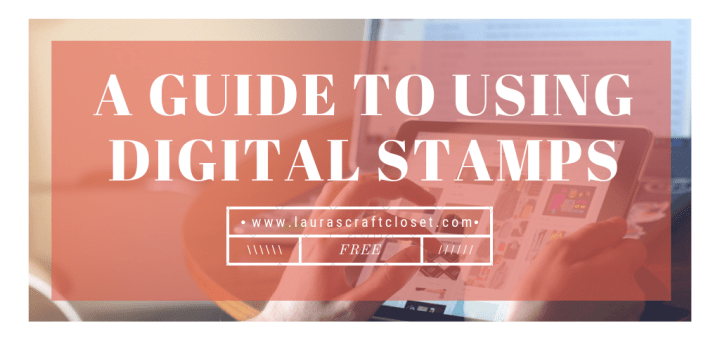 how to use digital stamps twitter