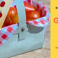Bokeh Technique for Garden Gift Tags