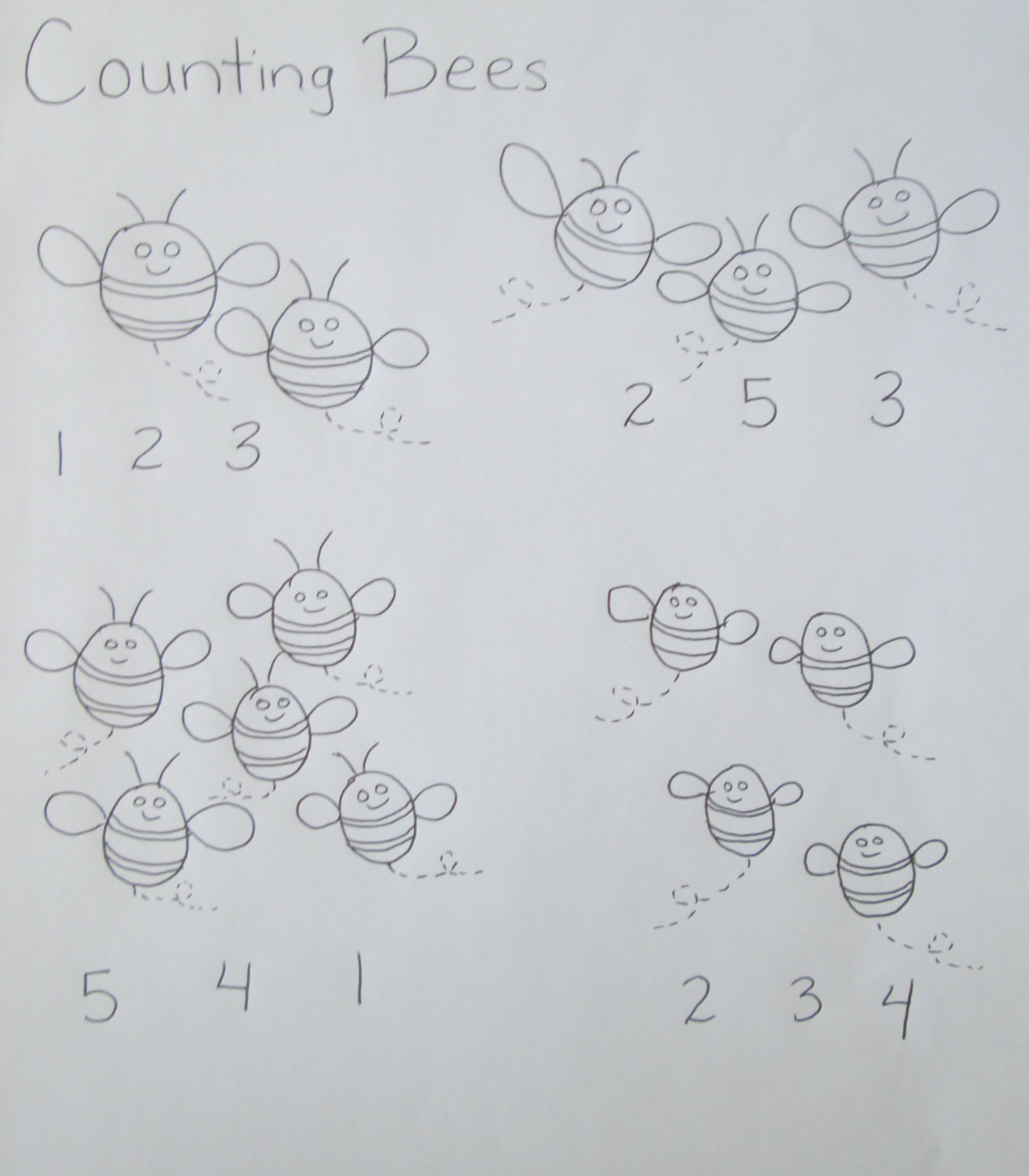 This Week In School Part One Insects Laura S