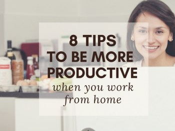 tips to be more productive feature