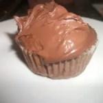 Gluten free Nutella Cupcakes