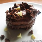 Gluten Free Fudgy Flourless Chocolate Muffins