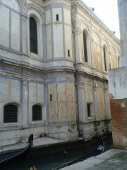 One of Venice's many churches