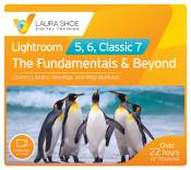 Lightroom 5, 6, Classic 7: The Fundamentals & Beyond