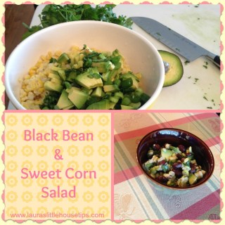 Black Bean & Sweet Corn Salad Recipe