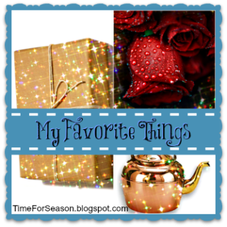 My Favorite Things Link Party! Recipes, DIY's, Crafts and More Sept 27-Oct 4