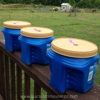 Fermented Chicken Feed – How To, And Why You Want To