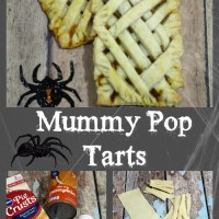 Mummy Pop Tarts
